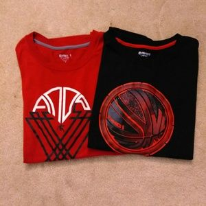 And1 tees